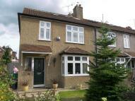 End of Terrace house in Lock Road, Ham, Richmond...