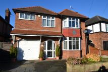 Detached property in South Park Road, Gatley