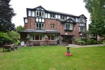 1 bed Retirement Property in The Crescent, Cheadle