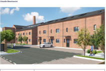 new development for sale in Mill Lane, Cheadle