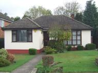 4 bedroom Detached Bungalow in Kendal Drive, Gatley