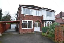 3 bed Detached home in Braystan Gardens, Gatley