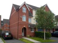 semi detached home to rent in Downes Way, Sharston...