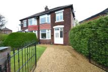 3 bed semi detached property in Boundary Road, Cheadle