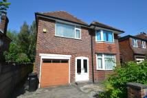 Detached house in South Park Road, Gatley