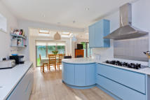 Detached home in Oakdale Road, Weybridge...