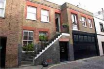Mews to rent in Weymouth Mews, W1G