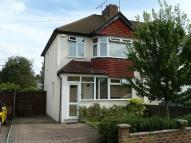 semi detached property in Beech Avenue, Swanley