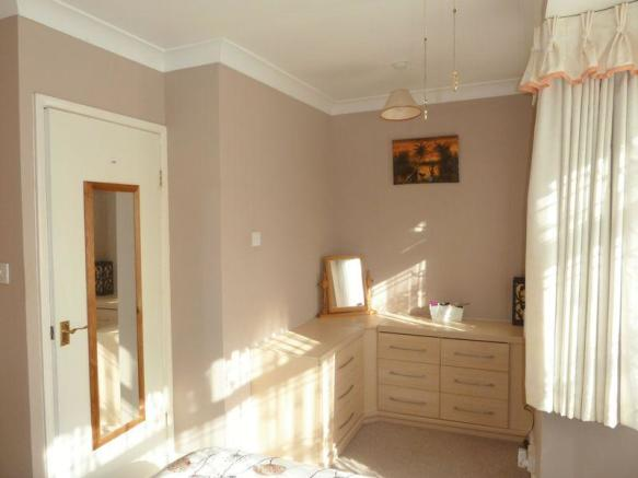 Bedroom 1 Dres...