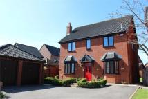 Detached home in Shenley Brook End...
