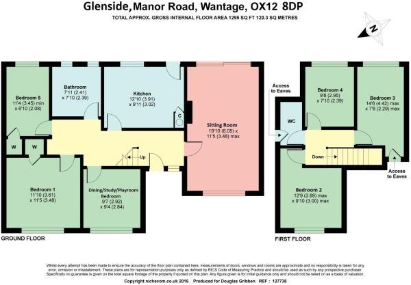 Glenside Floor Plan.