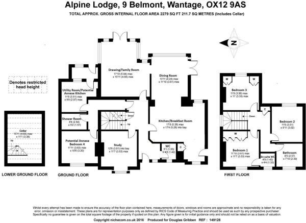 Floorplan Alpine Lod