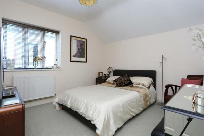 bedroom 4 (potential