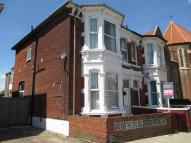 semi detached house in Waverley Road, Southsea