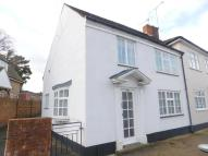 2 bedroom semi detached property in Castle Street...