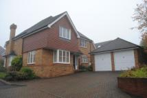 Detached house in Meadowbank Close...