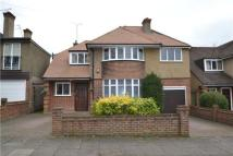 Detached property to rent in Cassiobury Drive...
