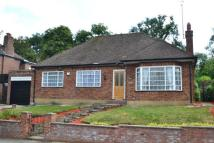 Detached Bungalow to rent in Bellmount Wood Avenue...