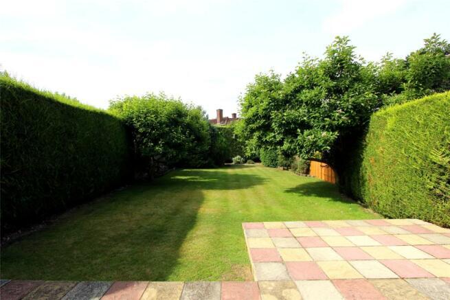 Rear Garden View 1