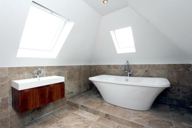 Bathroom - Loft