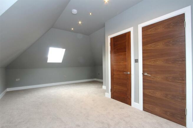 Loft Room View 1