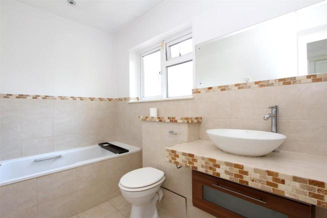 Ensuite Bath/Shower
