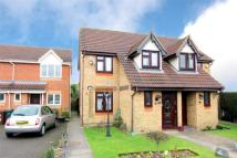 semi detached property in Hurricane Way...