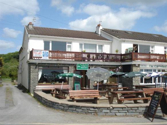 Commercial Property For Sale In Temple Bar Inn Amroth Nr