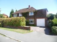 Detached house in Allington Road, Newick...