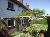 semi detached property in Durgates Cottages...