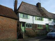 End of Terrace property in Fair Lane, Robertsbridge...