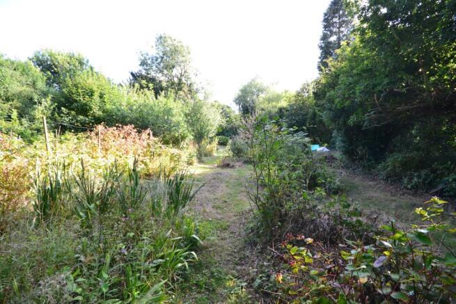 Private Garden Area