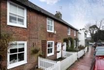 Terraced home for sale in High Street, Frant...