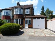 4 bedroom semi detached home for sale in RIDGE CREST, ENFIELD, EN2