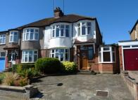 3 bed semi detached house in UVEDALE ROAD, ENFIELD...