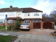 semi detached house for sale in COTSWOLD WAY, ENFIELD...