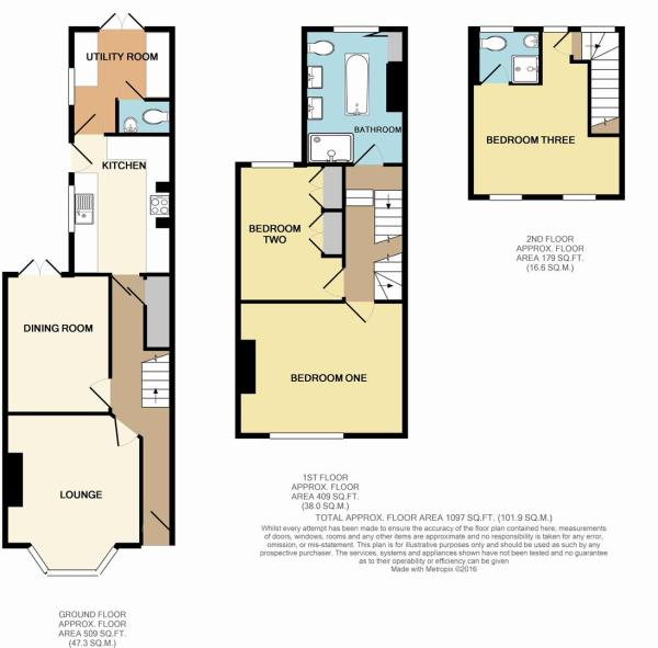 Floor Plan - 5 Shirl