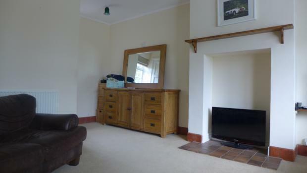 Hobart Cottages 6  Sitting Room 006