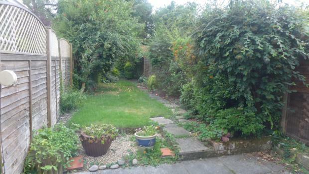 Autumn Cottage Garden 017