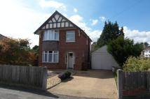 Detached home for sale in Rodden Road, Frome