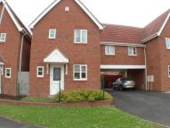semi detached property in Barbel Drive...