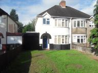 3 bedroom semi detached home to rent in Stafford Road, Oxley...