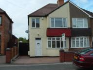 3 bed semi detached home in Blackburn Avenue...