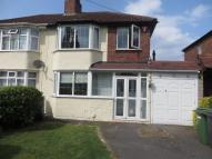 3 bed semi detached home to rent in Kingsway Road...