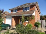 Detached home in Henbest Close, Wimborne...