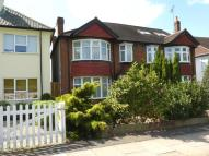 3 bedroom semi detached property to rent in Parkway, Raynes Park...