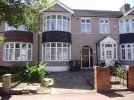 Terraced property in Edgefield Avenue...