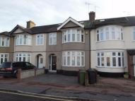 Terraced property in Westrow Drive, BARKING...
