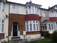Terraced house in Westrow Drive, Barking...