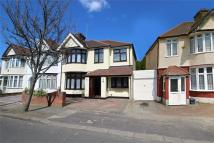 End of Terrace property for sale in Dawlish Drive, Ilford...